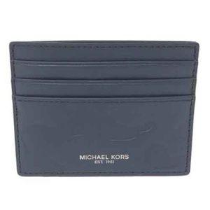 Michael Kors Men Camden Camo Tall Card Case Wallet